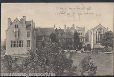 Oxfordshire Postcard - Unknown Stately Home, Oxford Area?   MB1954