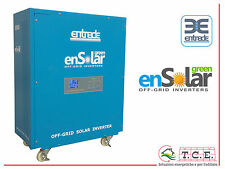 Inverter fotovoltaico ENTRADE mod. ENSOLAR off-grid per accumulo ENR-G3500