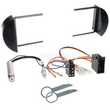 VW New Beetle 97-10 1-DIN Radio Set Câble Adaptateur Radioblende