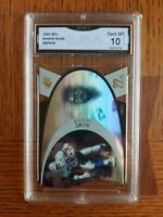 1997 SPx Emmitt Smith GMA 10 Dallas Cowboys Cardinals