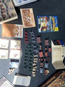 hero quest board game With expansion  Space Quest