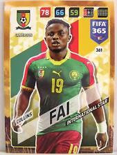 Panini Adrenalyn XL FIFA 365 2018 - #361 Collins Fai - Kamerun
