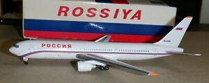 400 Aviation 1/400  -  Rossiya Airlines  767-300   #EI-DZH   -  AV4763010