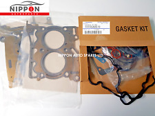GENUINE SUBARU IMPREZA LEGACY FORESTER EE20Z DIESEL FULL GASKET KIT 10105-AB670