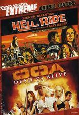 Hell Ride & Doa [New DVD]