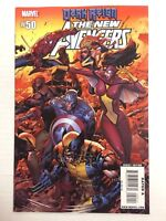 The New Avengers #50 Comic Book Marvel 2009