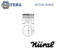 ENGINE PISTON & RINGS NÜRAL 87-152007-10 I OVERSIZE 0.5MM NEW OE REPLACEMENT