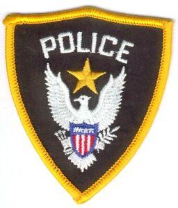 USA Patch Police, Stoff I/II