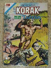 Korak el Hijo de Tarzan,Serie Aguila num.47,Novaro