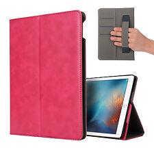 Cover para Apple iPad 2017 9,7 pulgadas book case cuero-Optik funda protectora bolso Bag