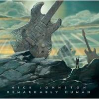 NICK JOHNSTON-REMARKABLY HUMAN-JAPAN CD