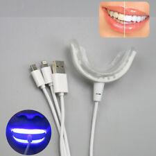 New Dental Teeth Tooth Whitening Whitener Bleaching LED White Light Cold 1 pcs