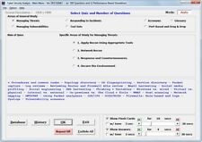 CompTIA CySA+ CS0-001 Exam Simulator Performance Based! INSTANT ACCESS TO CODE!