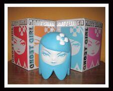 GHOST GIRL Blue BY MATT SIREN URBAN VINYL ART FIGURE Pacman Dunny VERY RARE!