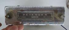 Old Radio Sanyo f-35 N-Vintage-CAR Vintage (COM)
