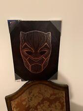marvel Black Panther Canvas Print