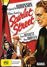 Scarlet Street (1945) * Fritz Lang *  Edward G. Robinson *