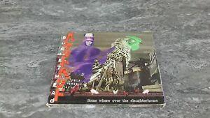 Buckethead Some Where Over The Slaughterhouse CD 2001 Digipak Stray Records RARE
