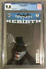 Batman 1 CGC 9.8 King Snyder Rebirth SOLD OUT 2016