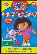 Dora the Explorer DVD Collection Vol 17      DVD R4