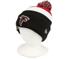 New Era Atlanta Falcons Sport Knit On Field Sideline Cuff Fleece Beanie Hat Cap