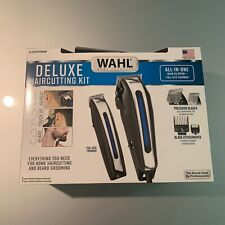 Wahl Deluxe Complete Hair Cutting Kit 29 Piece Clipper Set with Beard Trimmer