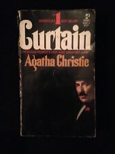 Curtain by Agatha Christy, Paperback