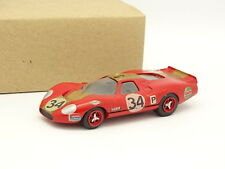 Grand Prix Models Kit Monté Métal 1/43 - Alan Mann Ford P68 34 Brands Hatch 1968