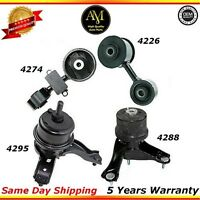 Trans Engine Motor Mount For Camry 2.4 Venza Sienna 2.7 Highlander 9236