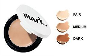 AVON MARK Full Cover Cream Concealer - BNIP - Fair, Medium & Dark
