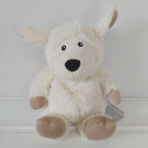 Microwave Warmies Soft Plush Lamb Sheep  Comforter
