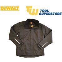 DeWalt Waterproof Storm Jackets Lightweight Work Coat - Sizes: M, L & XL