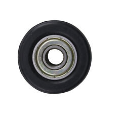 10mm RUBBER PIT DIRT BIKE DRIVE CHAIN ROLLER WHEEL GUIDE 50-125cc PITBIKE BLK