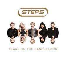 STEPS Tears On The Dancefloor LP Vinyl Coloured NEW 2017