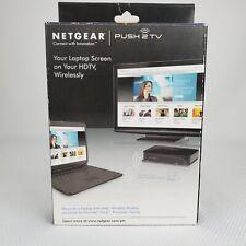 NETGEAR Push2TV Tv Adapter For Intel Wireless Display Core Processor Family