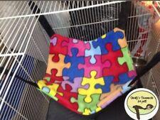 Cosy large hammock ferret,rat,chinchilla,degu. Small Pets Etc. Jigsaw