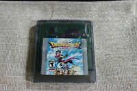 Dragon Warrior III (Nintendo Game Boy Color 2001) - Authentic, Tested & Saves