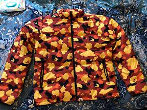 bape puffer jacket