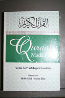 Quran Koran Made Easy Quraan Arabic English Translation Afzal Hoosen Elias