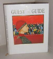 Paris & selective resorts 1992-93.Guest Guide.Bilingue. CB6D