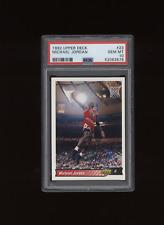 1992 Upper Deck #23  Michael Jordan  Chicago Bulls   PSA 10