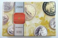 Canada 2000 Specimen Set Coins - Special Edition - Original Packaging & COA