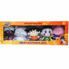 Dragon Ball Dbz Z Kai Goku Mini Stuffed Cushion BOX Set Plush Doll Cute Bandai