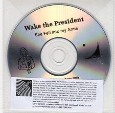 (EG12) Wake The President, She Fell Into My Arms - 2011 DJ CD
