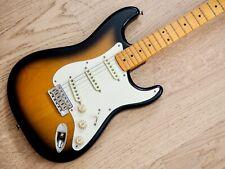 2006 Fender Eric Johnson Signature Stratocaster '50s Features w/ Case, Hangtags