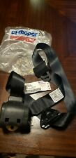 87-91 Jeep Wrangler YJ Factory Front Seat Belt Retractor NOS OEM Mopar Black