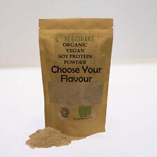 Organique Vegan soja poudre de protéine-Protéine Shake riche en EAEC Bodybuildin...