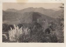 SW-Ansichtskarte Agra, Blick a. d. Luganersee, echt gel. n. Nerchau/Sachsen 1932