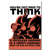 Futurama Cartoon Art Silk Poster 12x18 24x36 inch Bender John Zoidberg 005