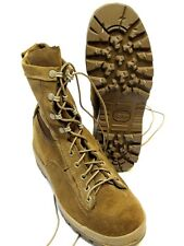 McRAE US ARMY OCP GORE-TEX COMBAT BOOTS COYOTE BROWN 7 X-WIDE VIBRAM BOOT A4